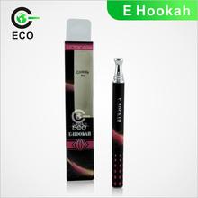 Wholesale battery powered electronic shisha e hookah pen
