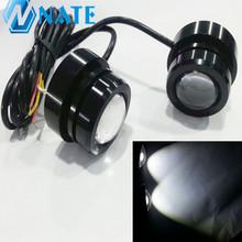 New Design 15W Flashing Eagle Eye Cob Daytime Running Lights Car Tuning Light