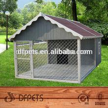 DFPets DFD3013 Wood Plastic Composite Dog House