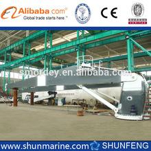 Ship Hydraulic Swivel/Slewing Marine Crane for sale