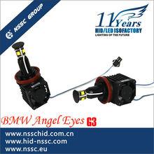 B-M-W ring led angel eyes halo with E-mark certfication