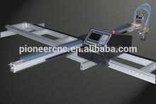 Servo motor portable cnc flame/plasma cutting machine