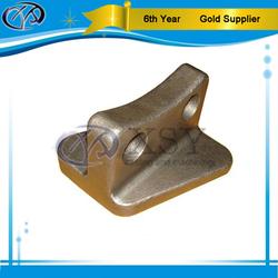 China foundry customized ductile iron /spheroidal graphite iron casting