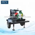 de alta calidad auto cebado de bombas centrífugas de agua para el riego