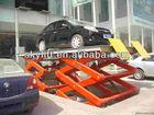 scissor car hydraulic lifter/scissor alignment lift
