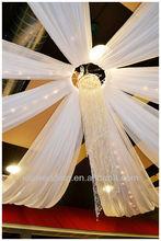 IDA wedding ceiling drape party decor hot sale