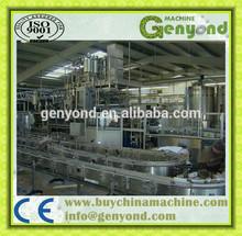 Pasteurised / UHT / yogurt milk production line