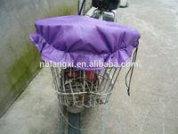 Waterproof Bicycle Basket Cover,Rain Cover Bike Basket