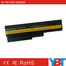 R60 laptop battery for Lenovo T60 T60P 92P1132 battry 92P1139
