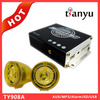 Visual with Code/FM/MP3 functions 12v amplified motorcycle speaker