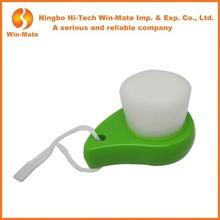 2014 Zhejiang Single Easy small Nylon hair Facial Cleaning Brush