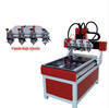 low price of Four heads small cnc router machine HG-6090(600*900MM)
