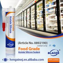 Food Grade Fda Approved Refrigerator Silicone Sealant