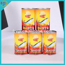 Enlatados sardina de china 425-235