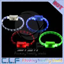 Led acryl Flashing Bracelet