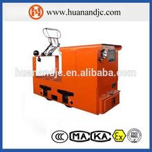 Cty3 mineração subterrânea do trole locomotiva elétrica
