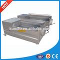 Edelstahl kartoffelschäler Maschine/vollautomatische waschmaschine