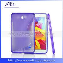 Big Discount Custom Blank TPU Tablet Case For Samsung Galaxy Tab4 7.0