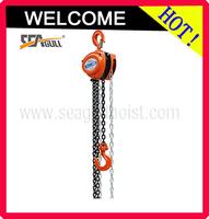 HSZ-A chain block,chain pulley block mechanism