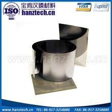baoji hanz molybdenum foil for sputter target