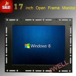 7 8 9 10 12 15 17 19 21.5 inch OEM tft lcd cheap usb touchscreen monitor