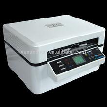 Nuovo Aprile metallico della stampante 3d, magnetico riscaldamento macchina 3d per iphone 4