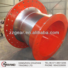 High precision casting shaft hollow steel