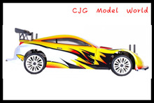 2014 top sale and cheap price 1:10 rc drift car sale with light and charge wired remote control toy car rc cars