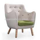 564 single seater wood sofa chairs