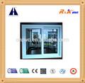 horizontale rutsche moskitonetz 80mm Serie pvc schiebefenster