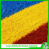 colors football turf artificial grass (LY-S001)
