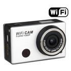 WIFI CAM FULL HD Wi-Fi DV SDHC card sport camera APP phone action camera underwater camera