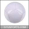 Plain white soccer ball (GY-B0042)