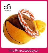 dog toy ball shaped