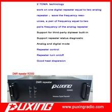 DMR repeater PRT-R2000 TDMA 2