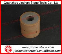 20mm Bore Metal bond diamond drum grinding wheels Pos.4