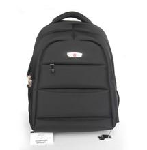 backpack travel / leisure laptop backpack / laptop backpack rain cover