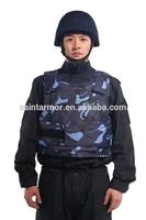 Hot selling internal bullet proof vest