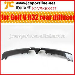 Golf 5/Golf V R32 rear diffuser for VW