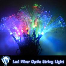 10m 100pcs fiber optic string led decoration light