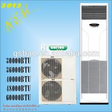 split wall type air conditioner r22 r410a compressor 9000btu 24000bt 36000btu