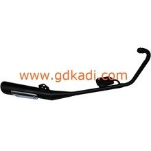 China motorcycle exhaust muffler for Bajaj BM150 motorcycle part