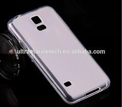 back matt gel tpu case for galaxy s5.for samsung galaxy s5 case