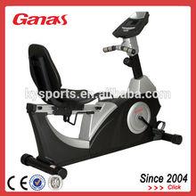 KY-8606 Ganas Fitness Exercise Bike Magnetic Recumbent Bike