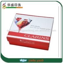 Super quality cosmetic paper box