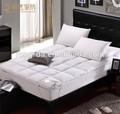 down pena colchão da cama 200x200cm