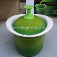 Hot Design Enamel Cast Iron Casserole Pot