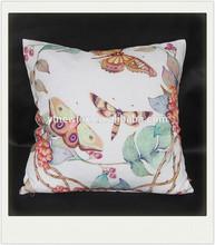 new fashion clean technology printed cushion