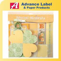 DIY Craft Set Special Moments Baby Scrapbook Kit