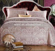 Hot Design Hotel Bedding Set,100% Cotton Bed Sheets